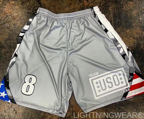 team uso lacrosse shorts