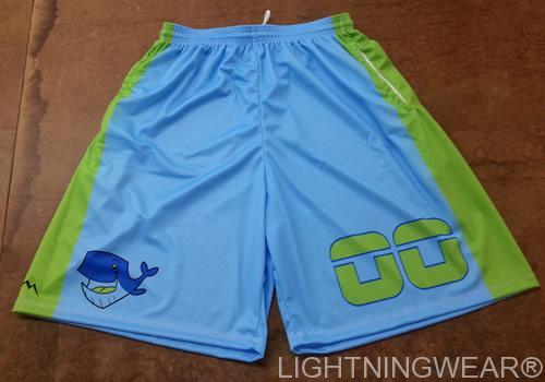 whale lacrosse shorts