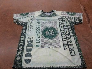 hundred dollar shirts