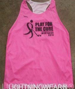 make field hockey pinnies
