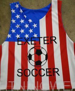 American Flag Soccer Jerseys