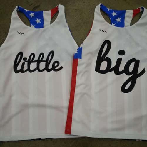 Custom Sorority Pinnies