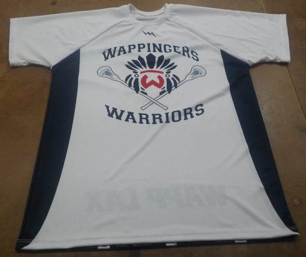 custom lacrosse t shirts