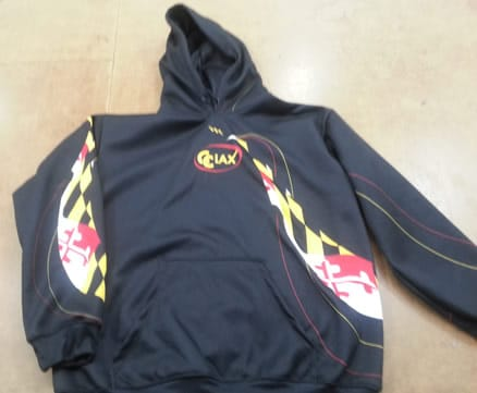 Womens Custom Lacrosse Sweatshirts