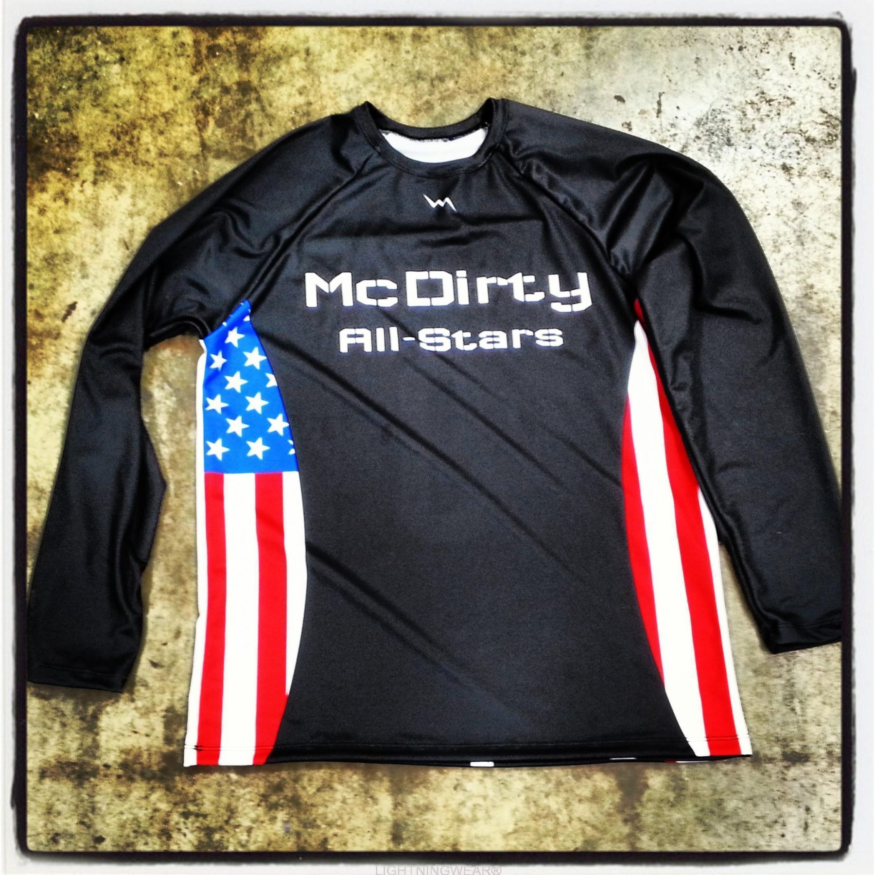 mcdirty long sleeve shooter shirts