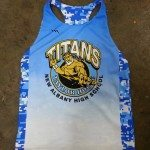 High School Girls Lacrosse Pinnies