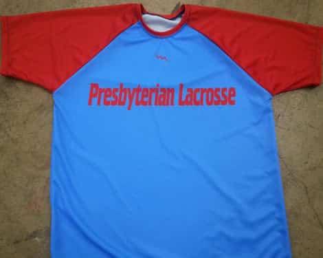 presbyterian lacrosse shirts - Custom shooter shirts