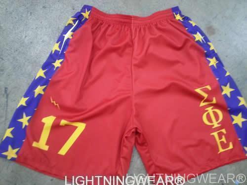 sigma phi epsilon shorts