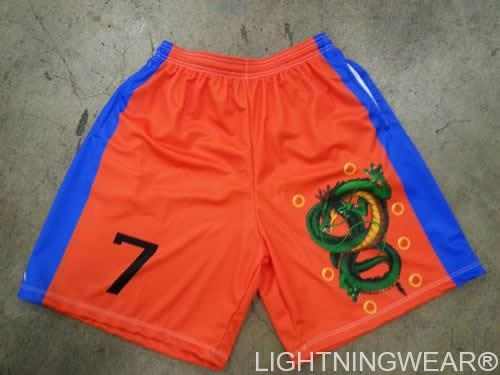 lacrosse shorts - dragon lacrosse shorts