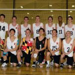 Custom Volleyball Pinnies – Maryland Volleyball Pinnies