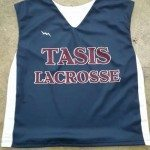 Tasis Lacrosse Pinnies
