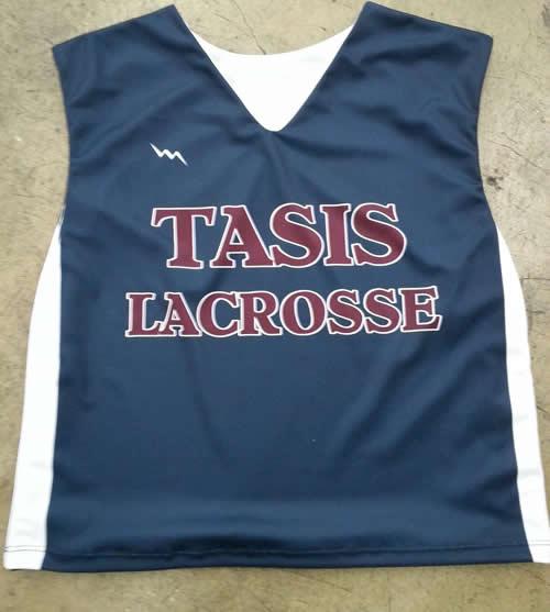 tasis lacrosse pinnies - texas lacrosse
