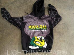 Sublimated Lacrosse Sweatshirts