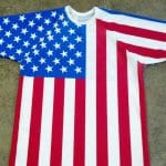 American Flag Shooter Shirts – Custom Shooter Shirt