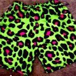 Cheetah Print Lacrosse Shorts – Leopard Print Lacrosse Shorts