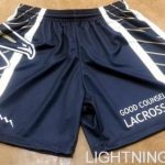 Girls Lacrosse Sublimated Shorts