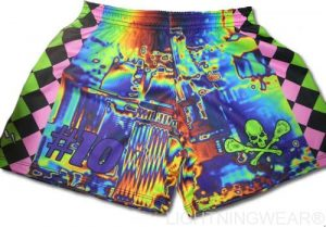 custom girls lacrosse shorts