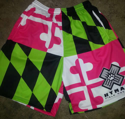hymax field hockey shorts - Maryland Flag Shorts