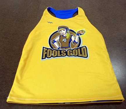 roller derby pinnies - roller derby uniforms