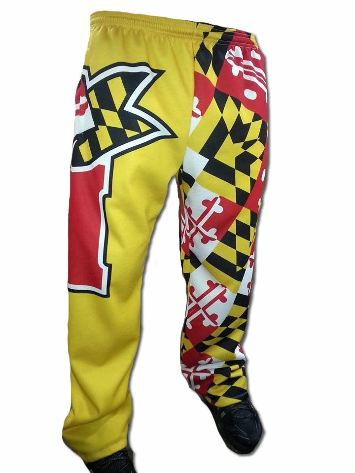 sublimated sweatpants