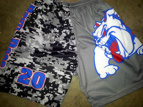 lacrosse team shorts