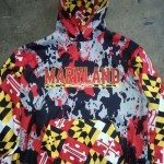 Sublimated Lacrosse Hoody