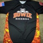 Bowie Baseball Shirts | Baseball Shooting Shirts