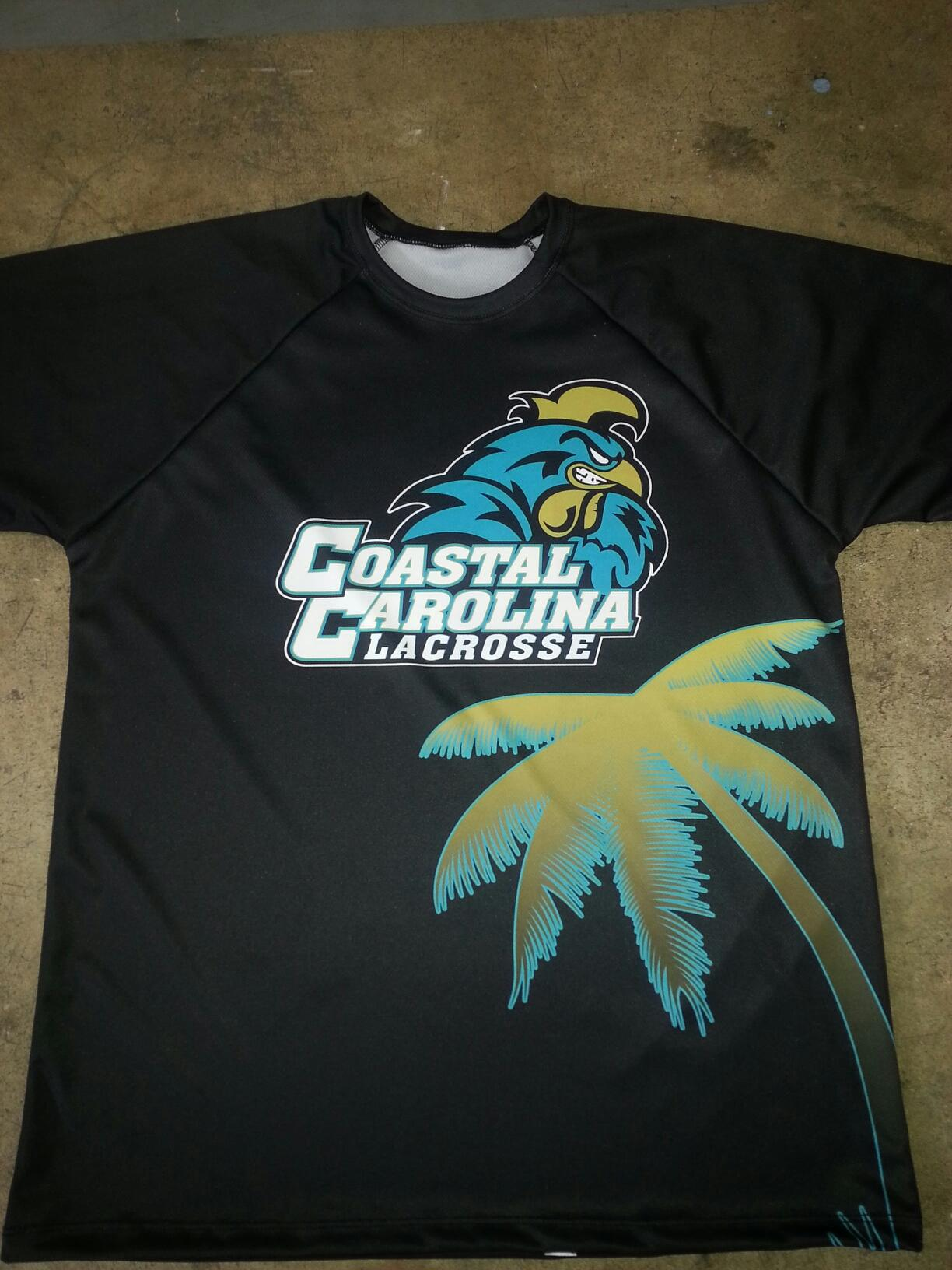 coastal carolina college shooter shirts