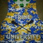 Trine University Lax Pinnies
