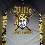 Youth Sublimated Lacrosse Shooter Shirts