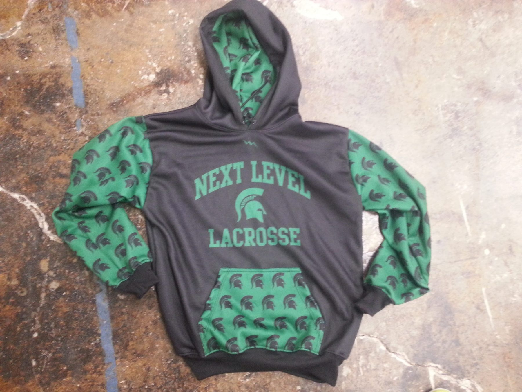 next level lacrosse sweatshirts