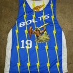 Sublimated Basketball Pinnies