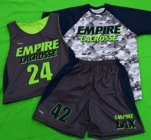 summer lacrosse uniforms