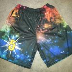 Galaxy Lacrosse Shorts | Custom Lax Short