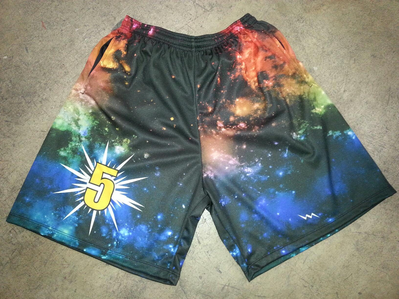 galaxy lacrosse shorts