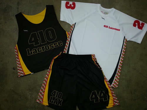 sublimated lax uniforms custom