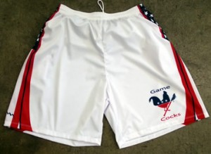build your own lacrosse shorts