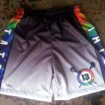 Ombre Lacrosse Shorts
