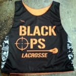 Black Ops Lacrosse Pinnies – Sublimated Pinnies