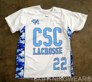 camouflage lacrosse shirts