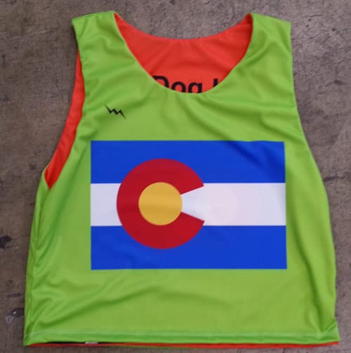 colorado lacrosse pinnie