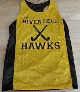 field hockey pinnie