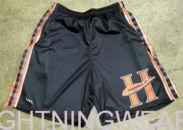 hicksville lacrosse shorts