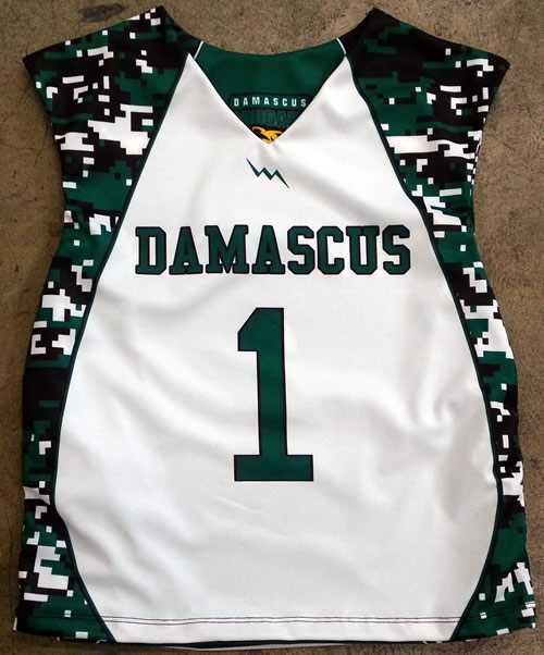 high school lacrosse uniforms