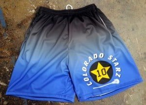 lacrosse shorts in Irving, Texas
