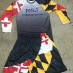 Maryland Flag Apparel – USA