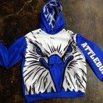 Team Lacrosse Hooded Sweatshirts