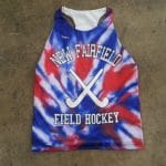Tie Dye Field Hockey Pinnies
