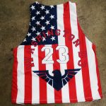American Flag Basketball Jerseys