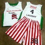 Christmas Lacrosse Uniforms
